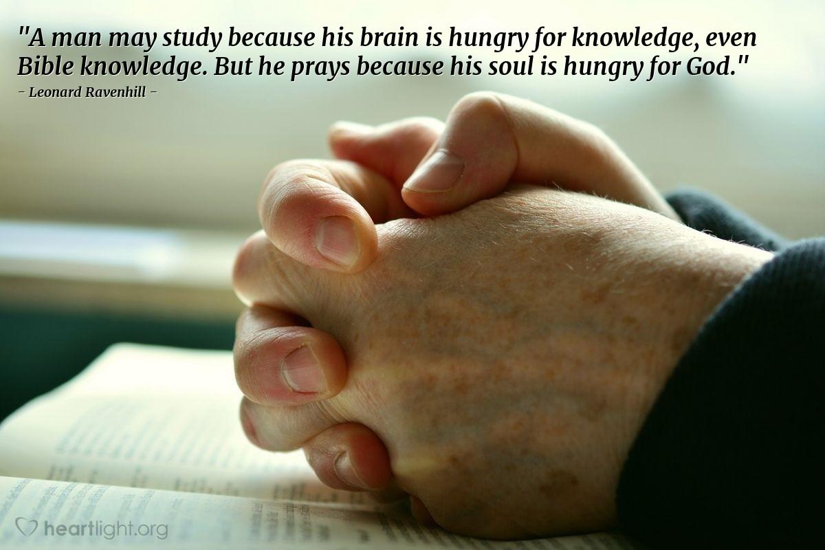 Leonard Ravenhill Quotes On Prayer 84609 Loadtve
