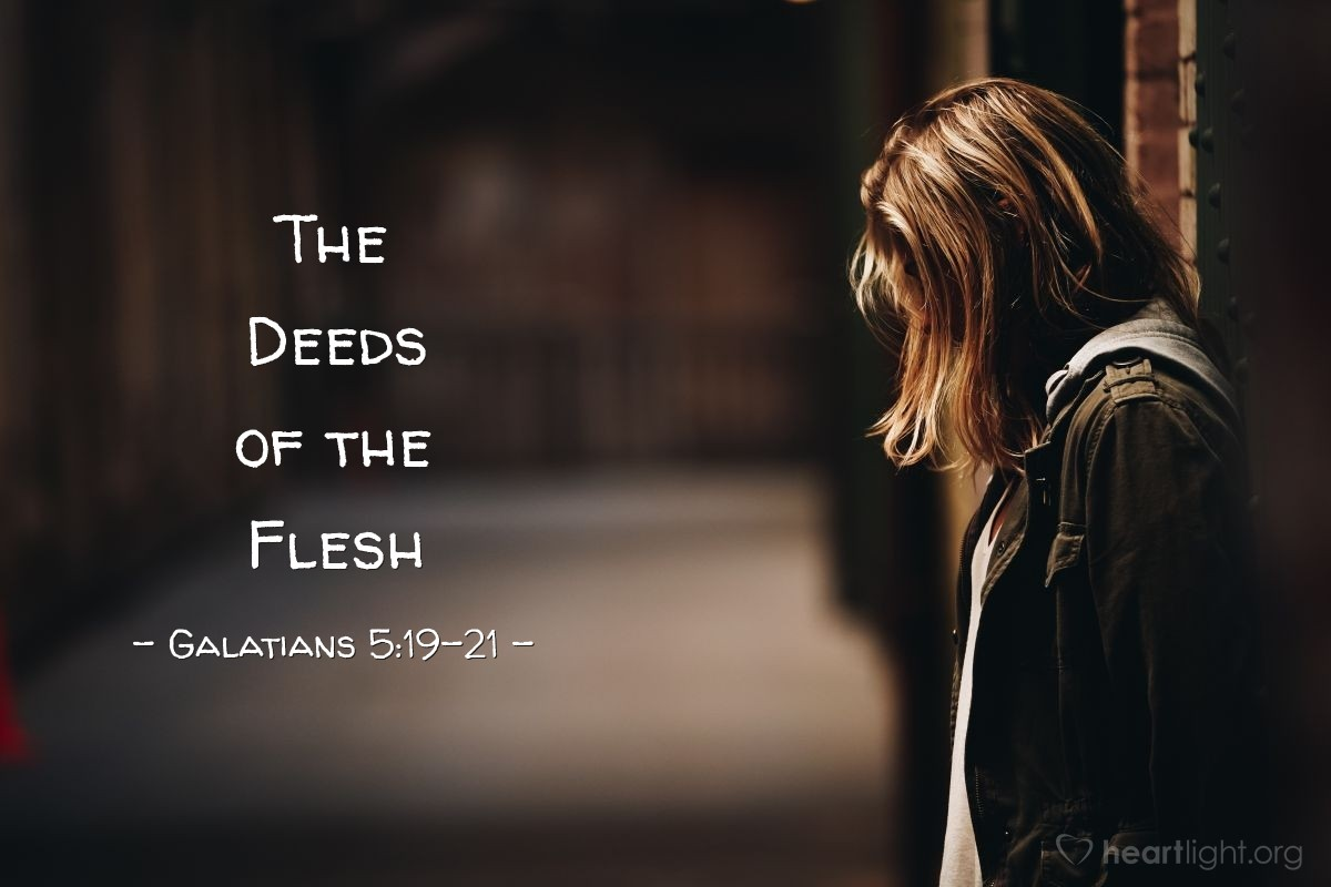 The Fruit of the Spirit — Galatians 5:22-26