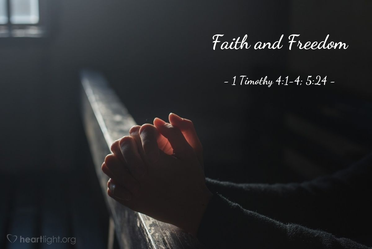The Value of Godliness — 1 Timothy 4:6-10