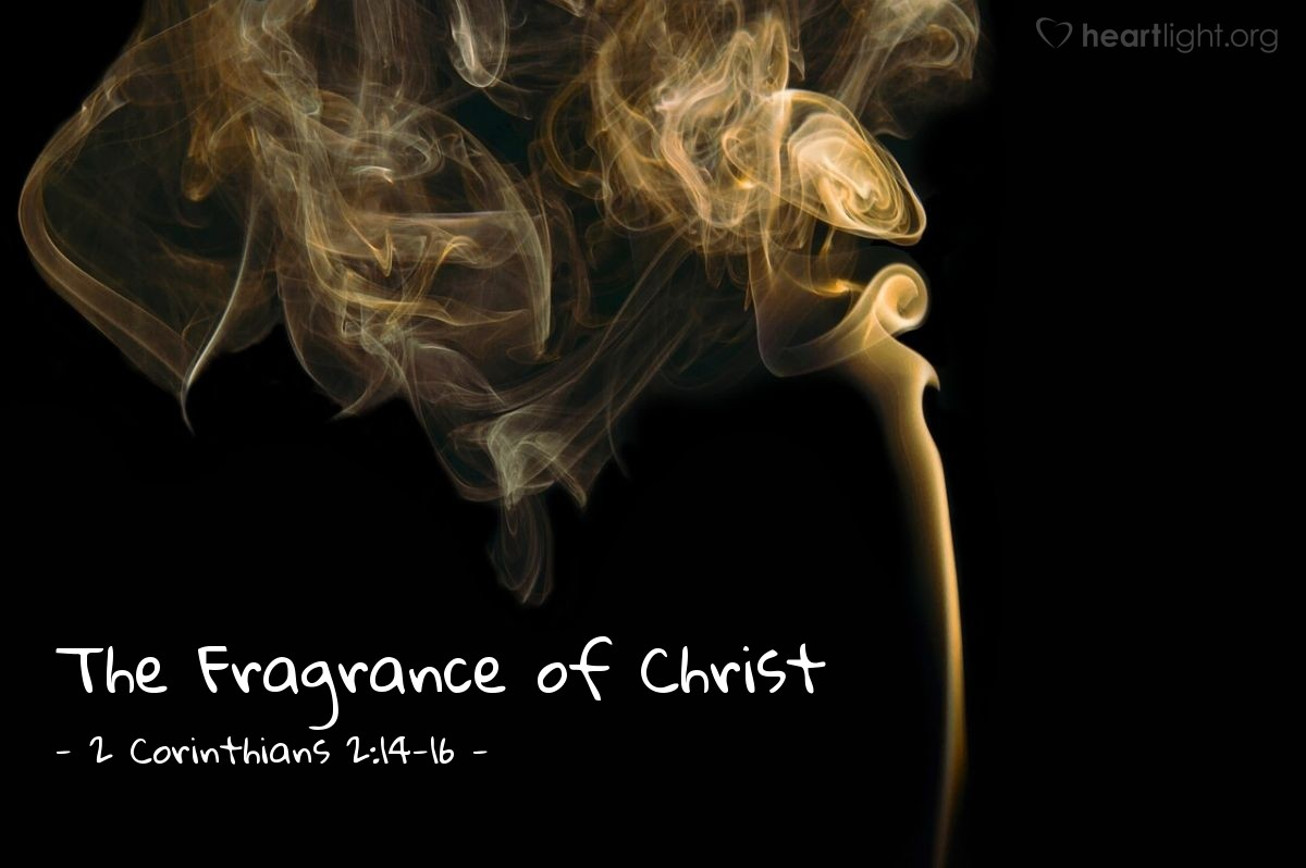 Christ's Love Letter — 2 Corinthians 2:17-3:3