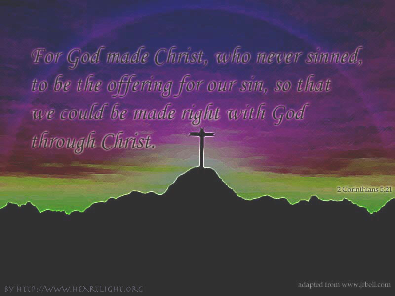 u0026quot right because of jesus u0026quot   u2014 powerpoint background of 2