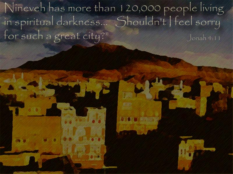 u0026quot that great city u0026quot   u2014 powerpoint background of jonah 4 11