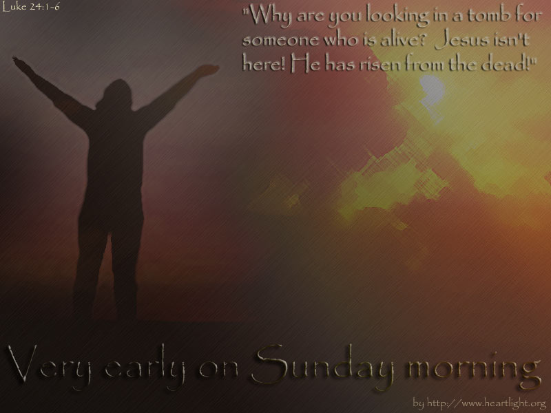 u0026quot very early resurrection morning u0026quot   u2014 powerpoint background