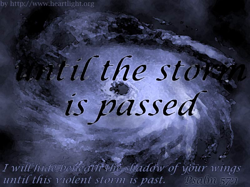 u0026quot eye of the storm u0026quot   u2014 powerpoint background of psalm 57 1